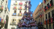 Els Minyons de Terrassa descarreguen a Girona el 3 de 10 amb folre i manilles