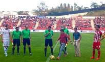 El Girona Futbol Club homenatja els germans Toti i Tina Bes