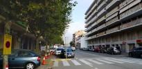Vés a: Senyalitzen els aparcaments de la zona verda de la Plaça de Sant Joan