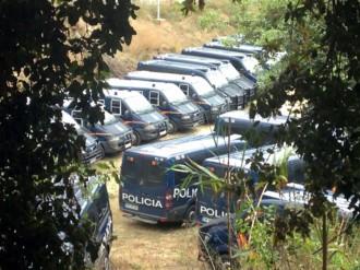 El Ministeri de l'Interior envia agents antidisturbis a Catalunya