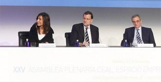 Rajoy: «Espanya mai no renunciarà a la seva relació d'integració i fortalesa»