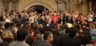 El Parlament aprova la Llei contra l'homofòbia