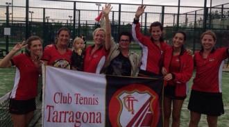 El CT Tarragona, tricampió de la Copa Catalunya
