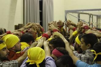 Els Sagals d'Osona es taquen de groc al Concurs de Tarragona
