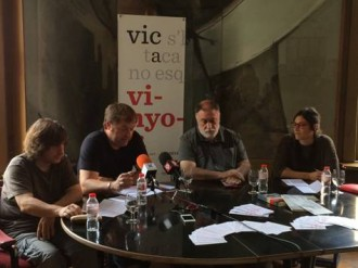 Vic commemora el centenari de Joan Vinyoli