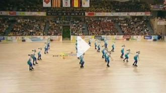 El ball amb què el CPA Olot aconsegueix el vuitè mundial
