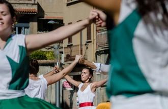 Reus commemora els 50 anys de la menció «Ciutat Pubilla de la Sardana»