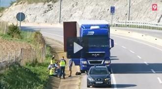 La Policia Nacional va interceptar el mes d'agost un camió a Gurb que havia descarregat 150 quilos de droga