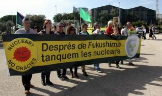Vés a: Ecologistes, sindicats i partits reclamen el tancament de les nuclears