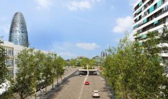 Vés a: Comencen les obres dels túnels viaris a la plaça de les Glòries