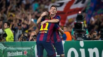Vés a: El Barça vola cap a les semifinals de la Lliga de Campions (2-0)