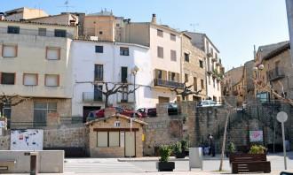 Els veïns d'Horta de Sant Joan hauran d'anar a Gandesa per participar el 9-N