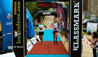 La Cursa de Muntanya de Girona 2014 fa el ple amb 1.100 participants