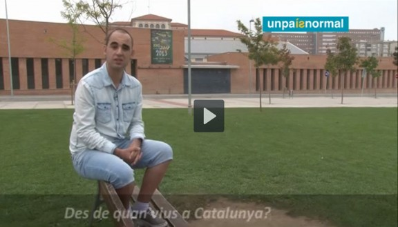Un vigatà d'origen marroquí explica què és per ell un «país normal»