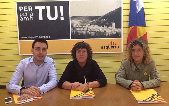 ERC tornarà a denunciar a Madrid l'«oblit» del Ripollès als pressupostos