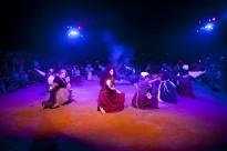 Rècord d'assistència al Ball de Bruixes de Viladrau