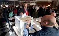 Un 87,75% de Sí-Sí en els vots de les comarques gironines