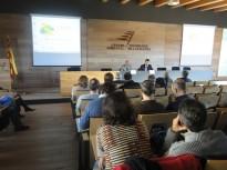 Vés a: La recerca i la innovació forestal, eix de la jornada celebrada al CTFC