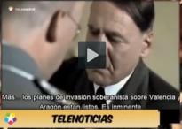 Vés a: El vídeo hitlerià de Telemadrid contra Mas que el PP i Ciutadans van ignorar