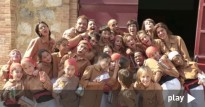 Els Xiquets de Reus dediquen un vídeo a la seva canalla