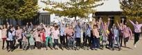 Salt a favor dels drets dels infants als menjadors de la Xarranca