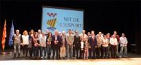 El Teatre Auditori s'omple per viure una nit dedicada al món de l'esport