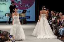 Prop de 4.000 visitants passen per la 22a edició del saló Tot Nuvis de Girona