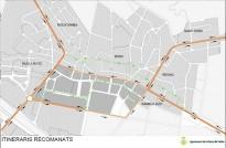 Canvis de mobilitat al Carrer Catalunya de La Roca del Vallès