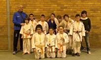 Bon paper del judo bagenc a Falset i a Burgos
