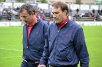 L'afició de la UE Olot, sorpresa amb l'elecció de Rodri com a entrenador
