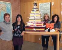 La Biblioteca Frederica Montseny de Canovelles celebra el 15è aniversari