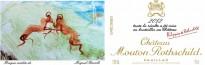 Vés a: Miquel Barceló pinta l'etiqueta de Château Mouton Rothschild 2012
