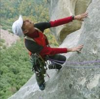 Aventura vertical, a càrrec d'Armand Ballart