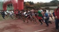 Més de 3.500 esportistes participen en el Cros Escolar a Terrassa