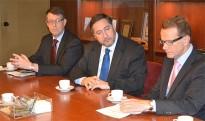 Catalunya i Finlàndia consoliden la cooperació en gestió forestal