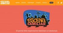 Una nova web recull els espectacles familiars de Catalunya