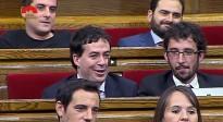 De Gispert fa callar el diputat del PP José Antonio Coto