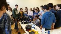 L'alumnat de 3r d'ESO de l'escola Arrels II descobreix les aplicacions de la impressió en 3D