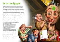 La llegenda del carnaval de Solsona en un conte