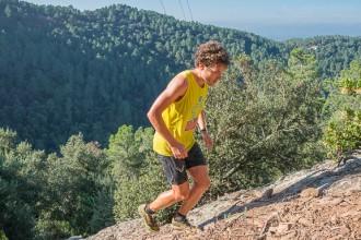 Marc Pinsach revalida la victòria a la Cursa de Muntanya de Girona