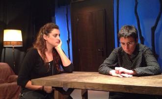 Laia Planella i Anna Aumatell porten «El Bosc» als Catòlics