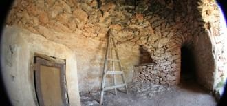 L'art de la pedra seca (III): La barraca del Man a la Plana de l'Alt Camp