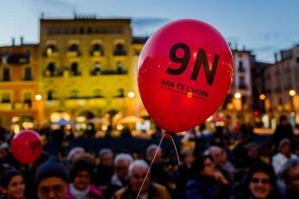 9-N: Acte final de campanya a Vic