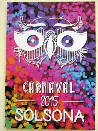 Concurs del cartell del Carnaval de Solsona 2016