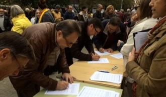 30 mil egarencs denuncien l'Estat davant d'Europa