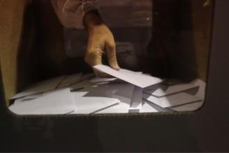 Comença el recompte de vots als instituts de Girona