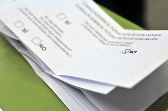 El «no» amplia avantatge i guanyaria clarament un referèndum d'independència