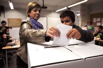 Dimarts, l'últim dia per votar el 9-N