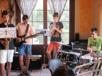 Empresaris per al Solsonès torna a apropar la música als espais públics de Solsona