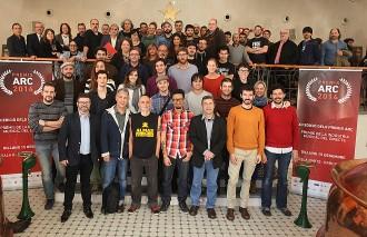 Artistes i grups gironins, nominats als premis ARC 2014